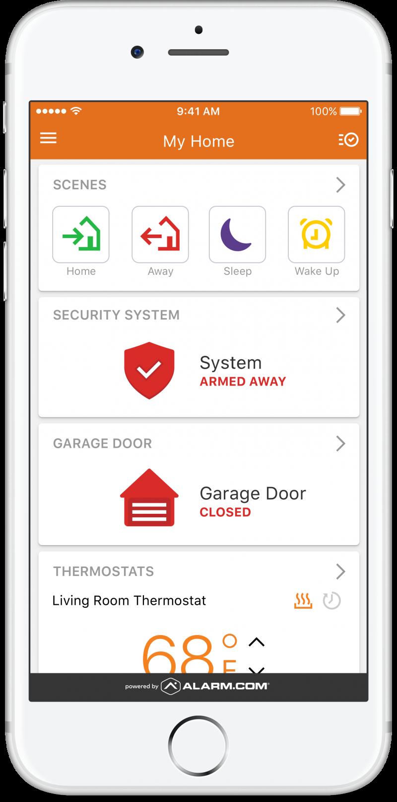 Iotega Security Products Dsc