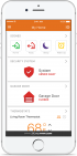 iotega alarm.com dashboard