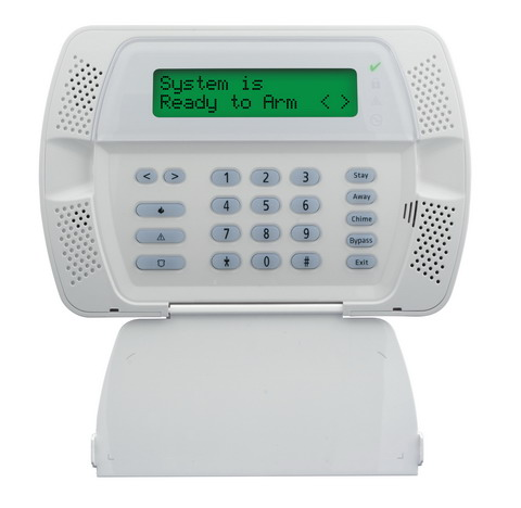 Self Contained Wireless Alarm System Scw9047 Dsc