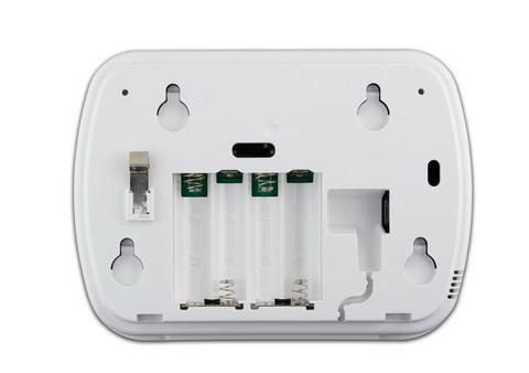 dsc alarm keypad manual z823