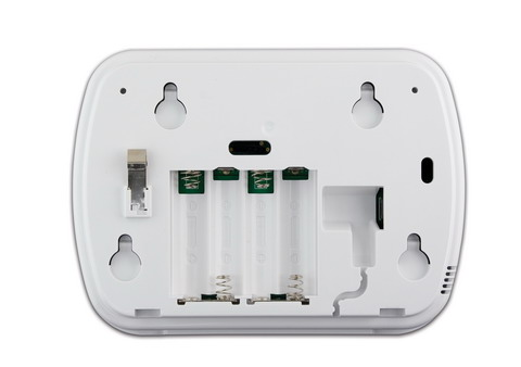 2-Way Wireless Wire-Free Keypad   DSC Security Products   DSC