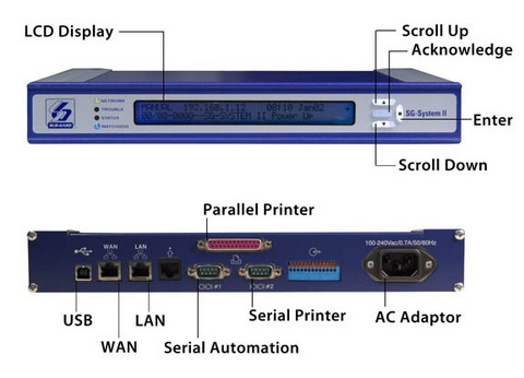 Sur Gard System Ii Single Line Ip Receiver Dsc