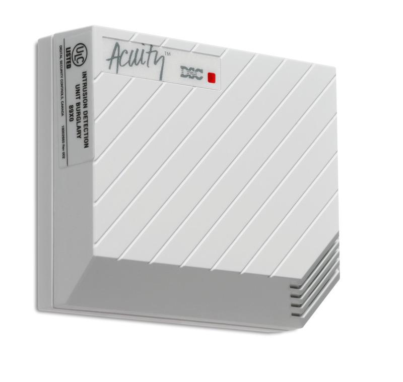Acuity Glassbreak Detectors Dsc Security Products Dsc