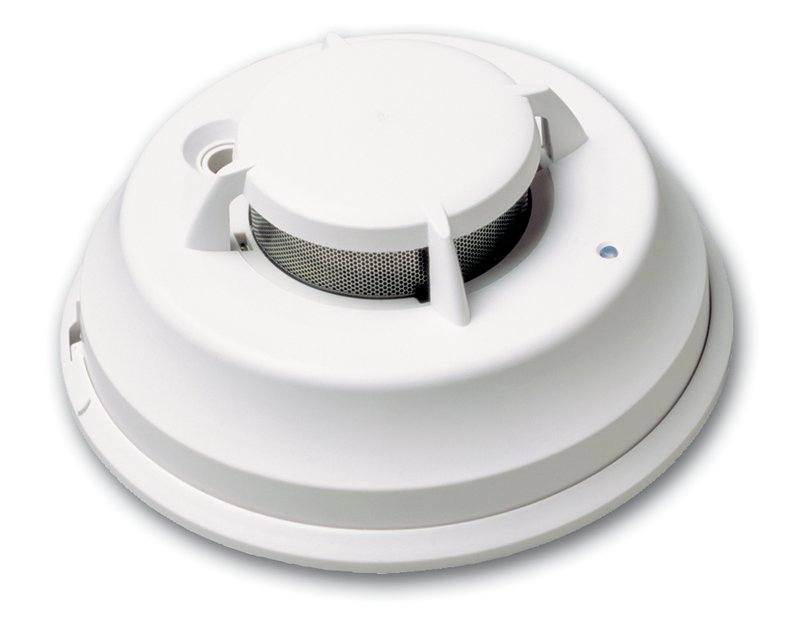 Wired Photoelectric Smoke Detectors Fsa 210 Dsc Security