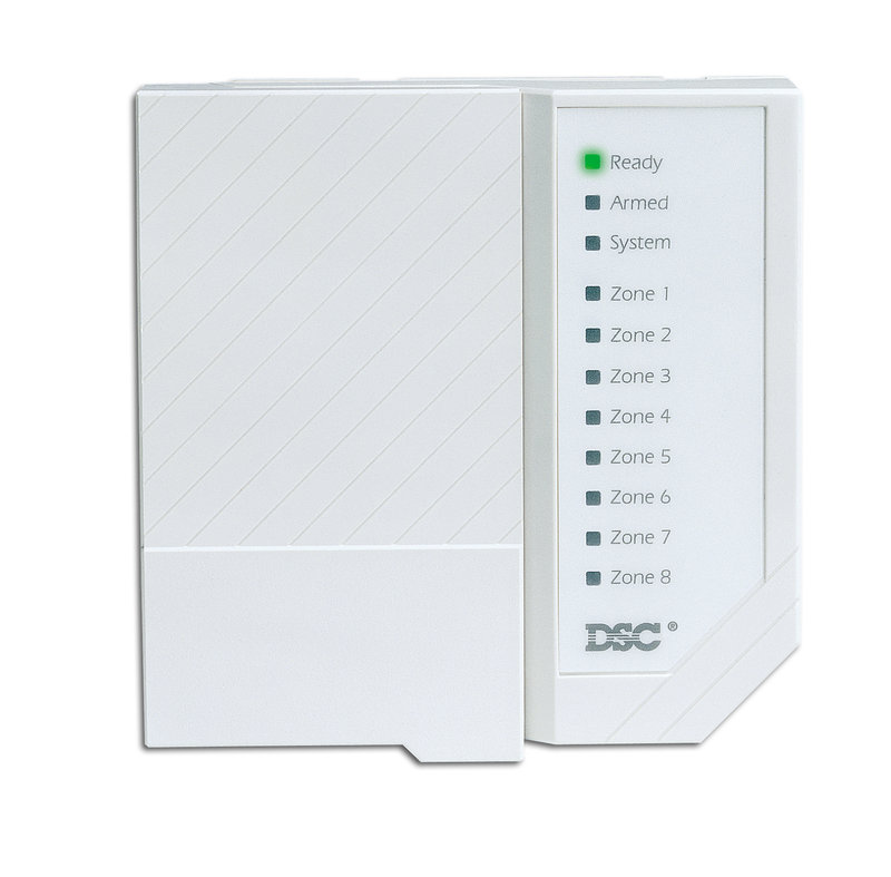 Security System Zone Control Panel - PC1555 | DSC