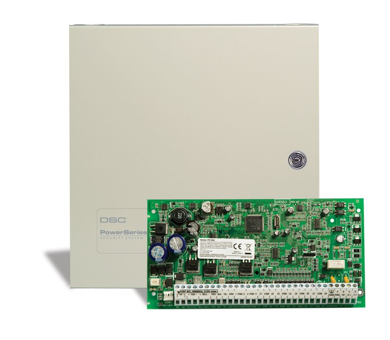 Security System Control Panel - PC1864 | DSC PowerSeries