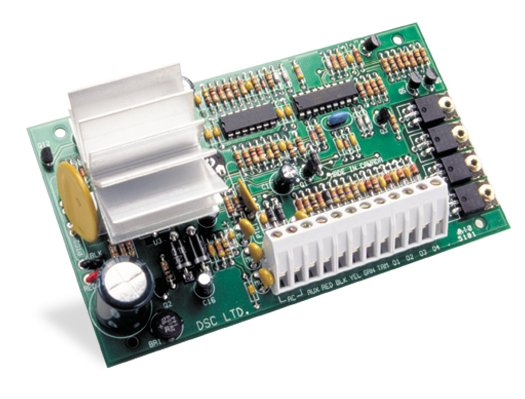 PowerSeries Power Supply Modules | DSC Security Products | DSC