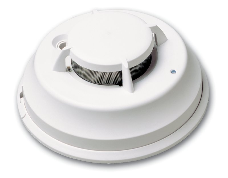 Wireless Smoke Detector With Heat Detection Ws4916 Dsc