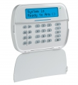 Hardwired Full Message LCD keypad for PowerSeries Pro with optional PowerG transceiver