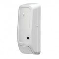 PowerG Wireless Commercial Magnetic Contact with Auxiliary Input
