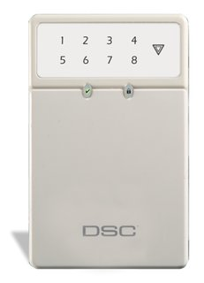 PowerSeries 8-Zone LED Keypad LED5511Z
