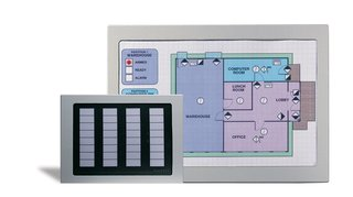 MAXSYS 32 Point Graphic Annunciators