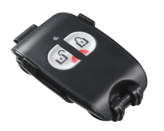 Wireless PowerG 2-Button Key