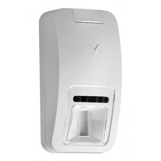 Wireless PowerG Dual Technology (PIR & MW) Motion Detector