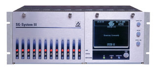SG-SYSTEM III Virtual Receiver