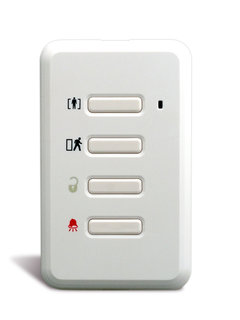 4-Button Wireless Wall Plate