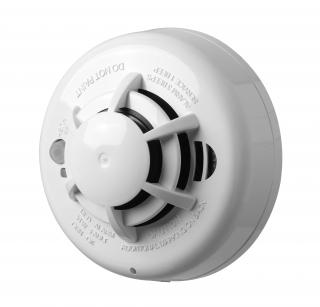 Wireless Photoelectric Smoke Detector